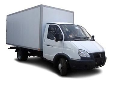 Газель мебельный фургон